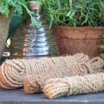 Kokosseile - dekorative und rustikale Naturseile